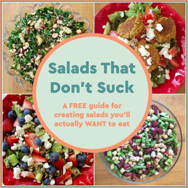 salads that dont suck