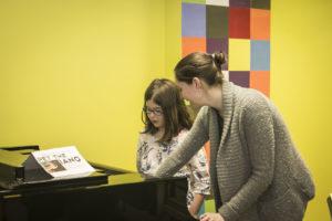 Alison Redman Piano Teacher