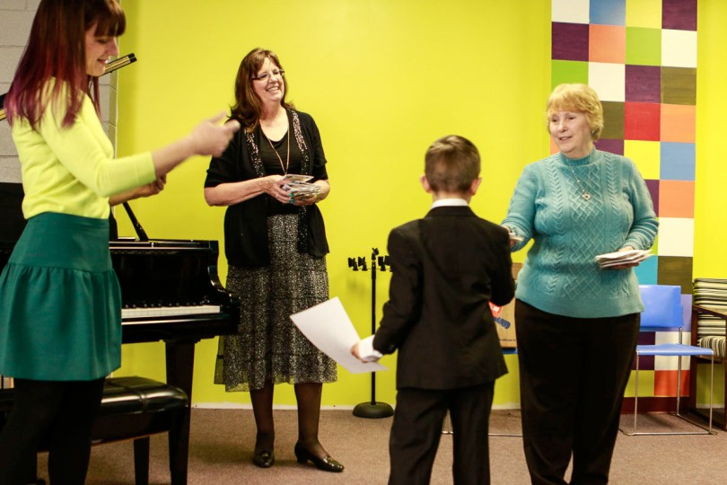 Children's Music Lessons at A Child's Song. Music Lessons for Kids.