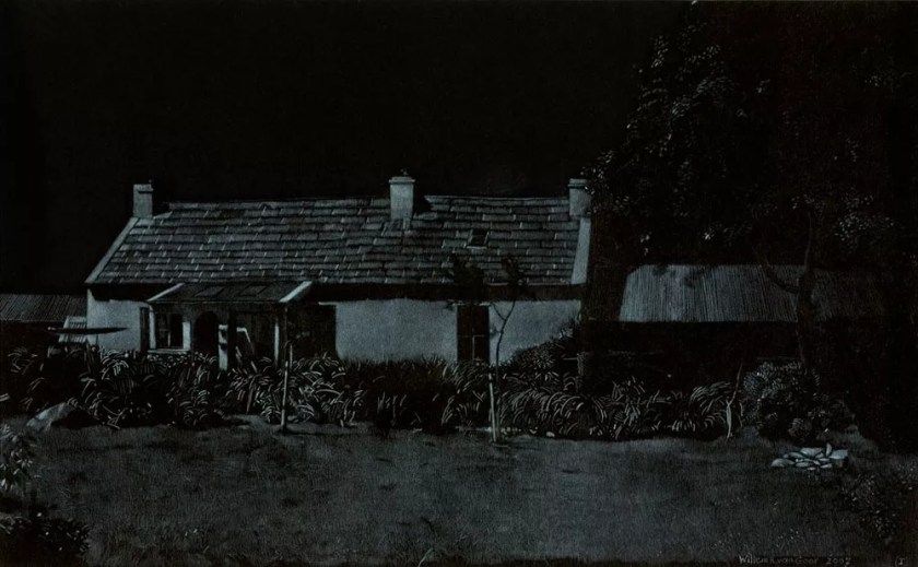 Portrait of a Cottage