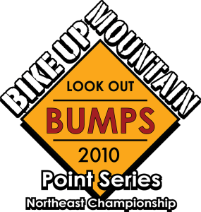 Biking Up Mountain Point Series