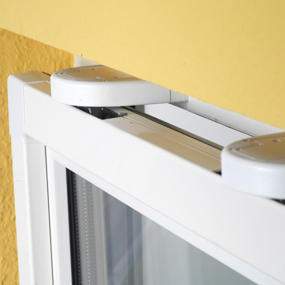 Fenster-Kippsicherung ABUS FKS 208 Achilles Sicherheitstechnik