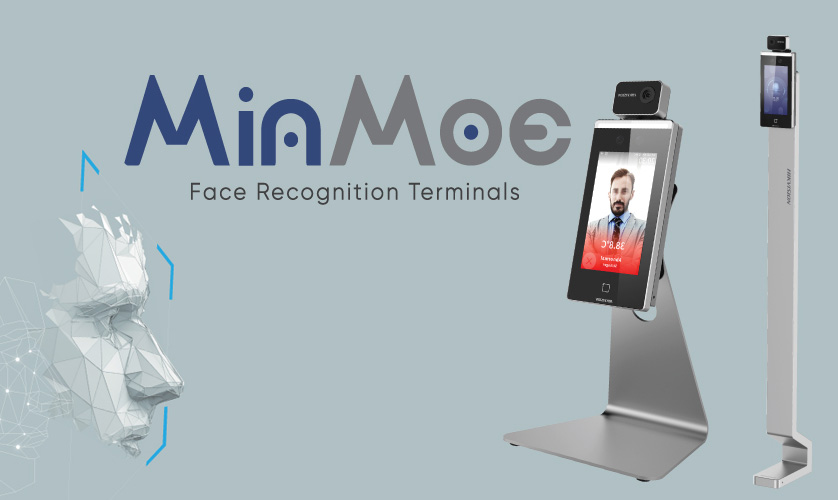 MinMoe Face Recognition Terminals