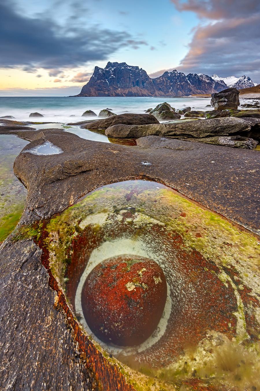 Coastal eye