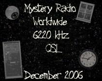 MysteryRadioQSL