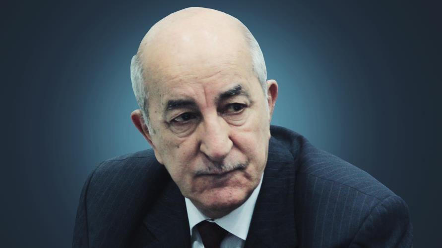 إجراء عملية جراحية للرئيس الجزائر تبون