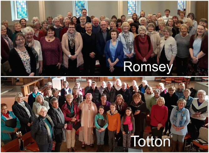 Totton & Romsey Choirs