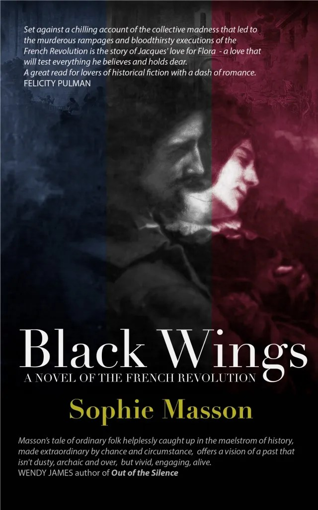 Black Wings by Sophie Masson