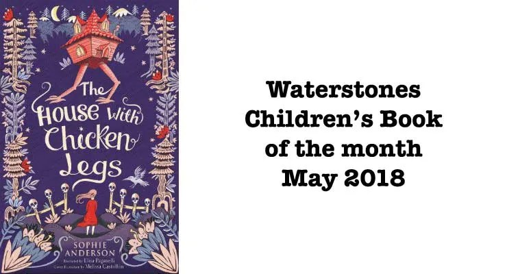 Waterstones Book of the Month May 2018