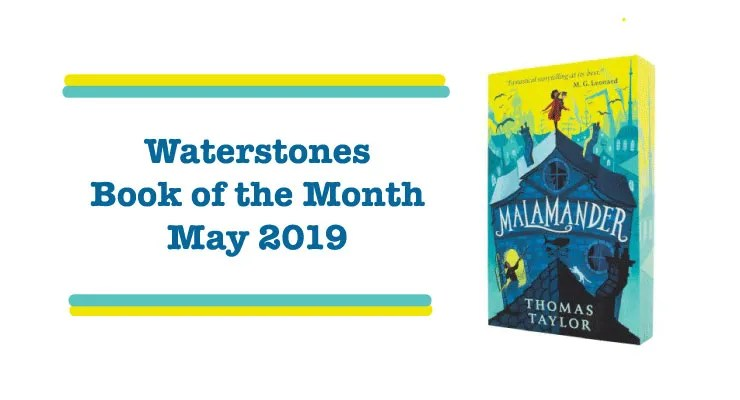 Book of the Month, May 2019