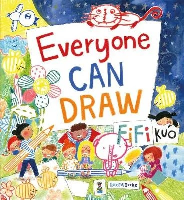Everyone Can Draw by Fifi Kuo