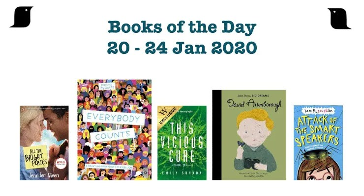 Books of the Day 2020 / 3