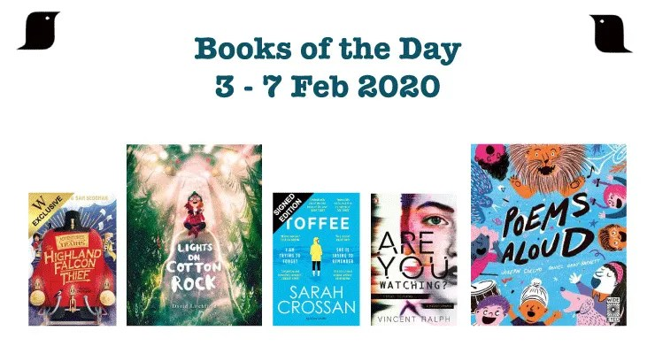 Books Of The Day 2020 / 5