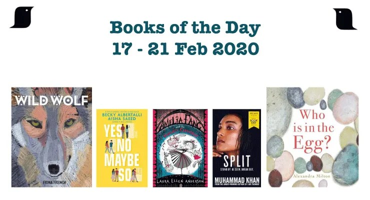 Books of the Day 2020 / 7