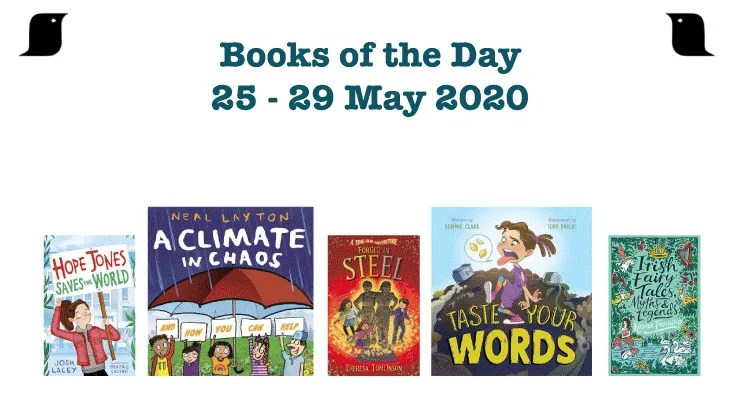 Books of the Day 2020 / 21