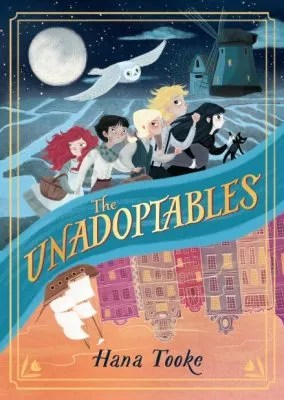 The Unadoptables by Hana Tooke – ACHUKA Children's Books UK