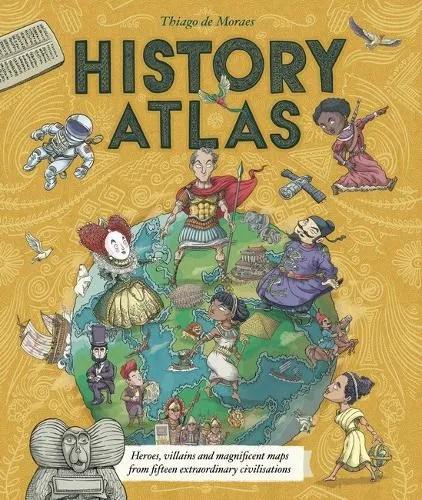 History Atlas by Thiago de Moraes