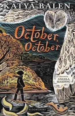 October, October by Katya Balen ill. Angela Harding