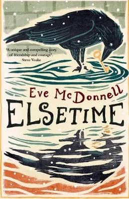 Elsetime by Eve McDonnell ill. Holly Ovenden