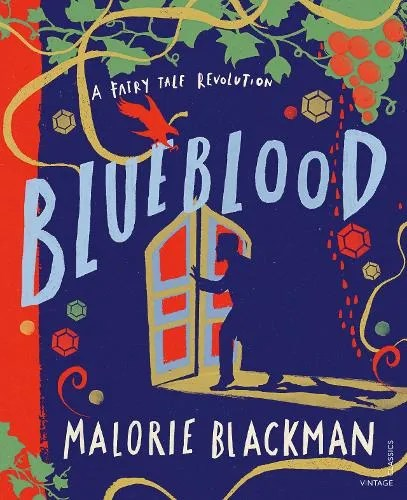 Blueblood: A Fairy Tale Revolution by Malorie Blackman ill. Laura Barrett