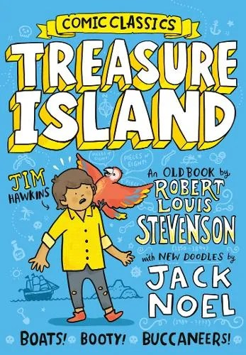Comic Classics: Treasure Island – Comic Classics by Jack Noel
