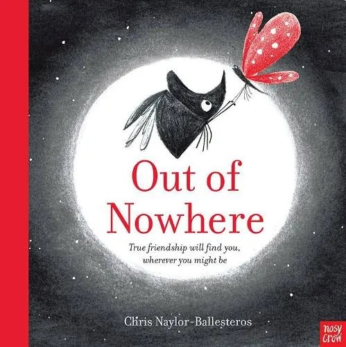 Out Of Nowhere by Chris Naylor-Ballesteros
