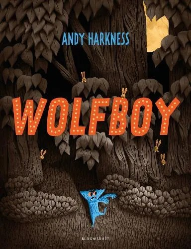 Wolfboy by Andy Harkness