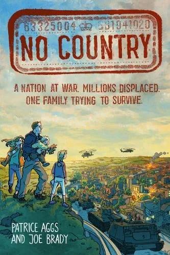 No Country by Joe Brady ill. Patrice Aggs