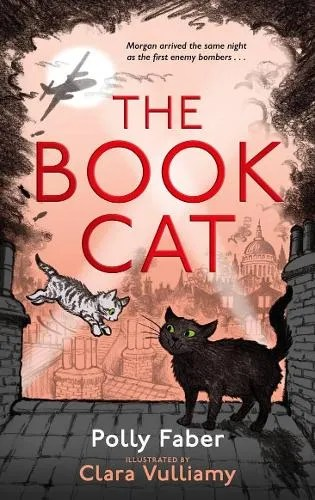 The Book Cat by Polly Faber ill. Clara Vulliamy