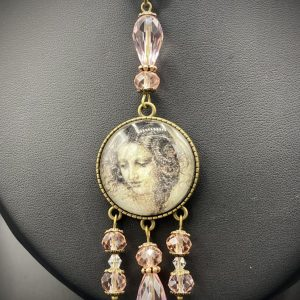 Leonardo da Vinci Necklace