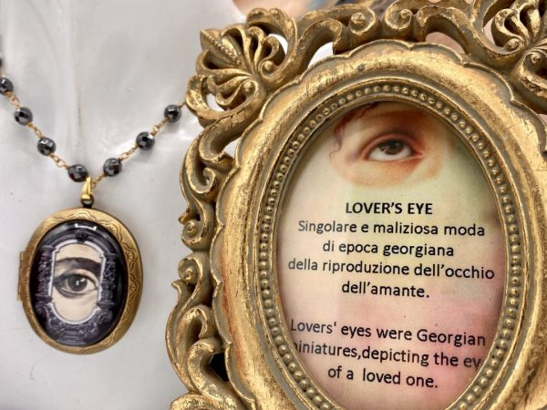 Lover Eye Necklace