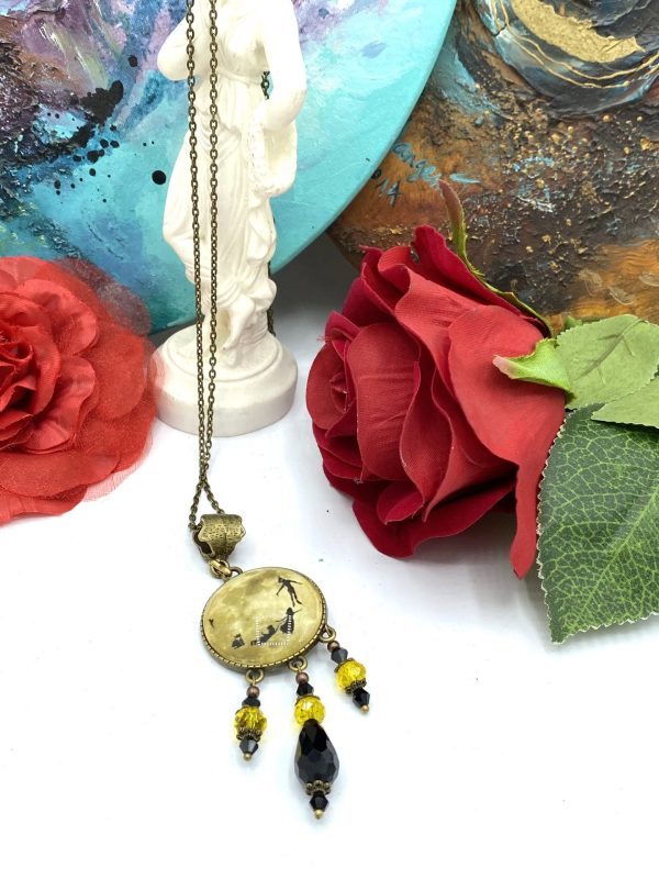 PETER PAN Handmade Necklace