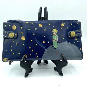 Le Petit Prince hand painted Wallet