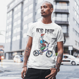 acid drop t-shirt