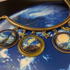 Vincent Van Gogh Handmade Necklace