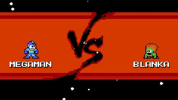 Street fighter Vs. Mega Man está disponível para download. E É DE GRAÇA!!!