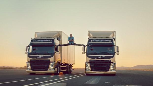 O vídeo com Van Damme não foi nada, vejam os outros testes impressionantes feito pela Volvo