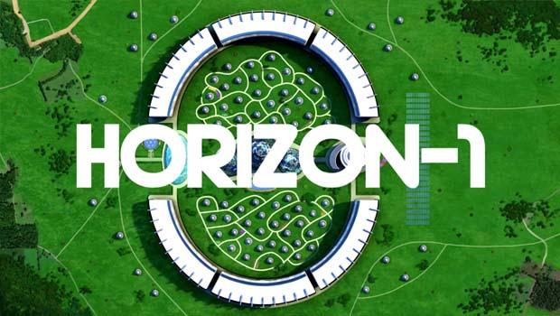 Horizon-1 é a primeira comunidade autossuficiente e hight-tech do mundo.