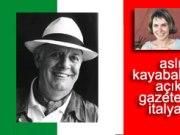 Aslı Kayabal ve Dario Fo