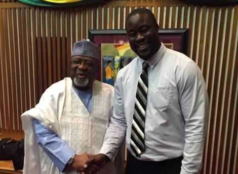 ACILA calls on Ghana's Ambassador to USA