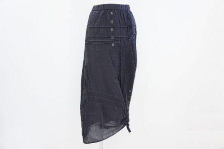 慈雨センソユニコ買取実例|アシンメトリー変形スカート/ミセスレディース洋服