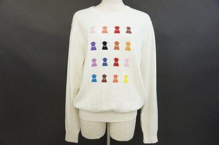 カラフルでポップなピッコーネのセーターを買い取りました