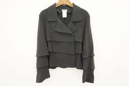 優雅さも感じるパリジェンヌスタイルが得意なソニアリキエルのジャケットを買取いたしました