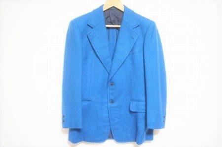 鮮やかなブルーが素敵なダンヒルのジャケットを買い取りました
