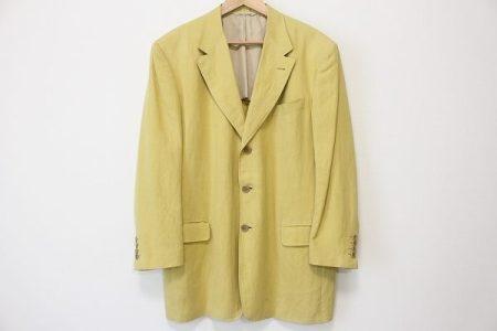 イタリアブランド、カナーリの爽やかな色をしたジャケットを買取いたしました