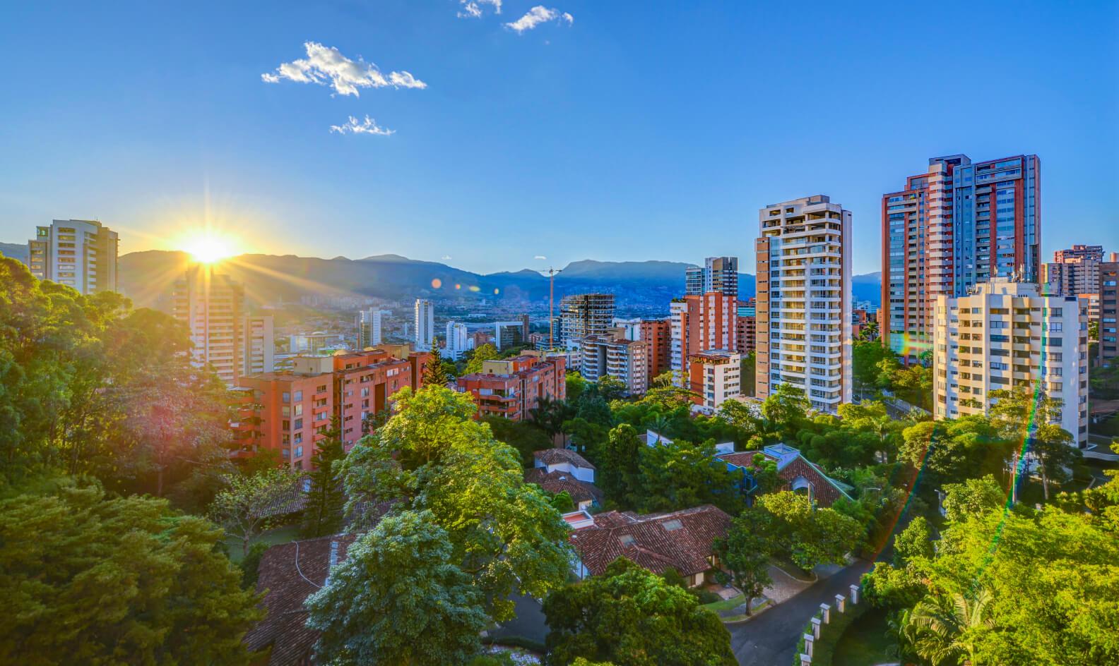 Invest in Medellín