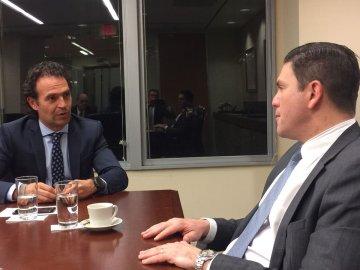 Medellín compartirá en Washington sus avances en seguridad