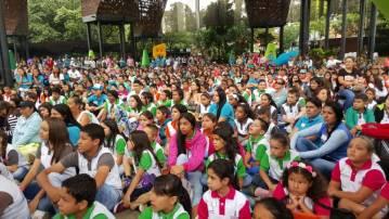 Semilleros Infantiles de Participación Ciudadana reciben premio en Portugal