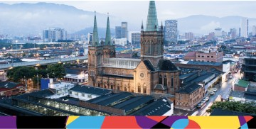 Distrito Creativo de Medellín Perpetuo Socorro