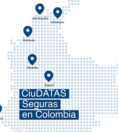 CiuDATA Segura em Colombia